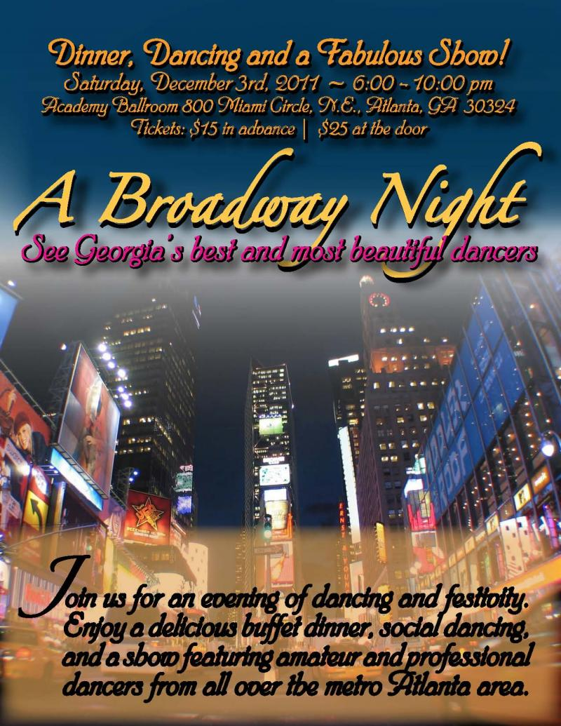 A Broadway Night
